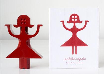 Fragrance Review: Isabela Capeto