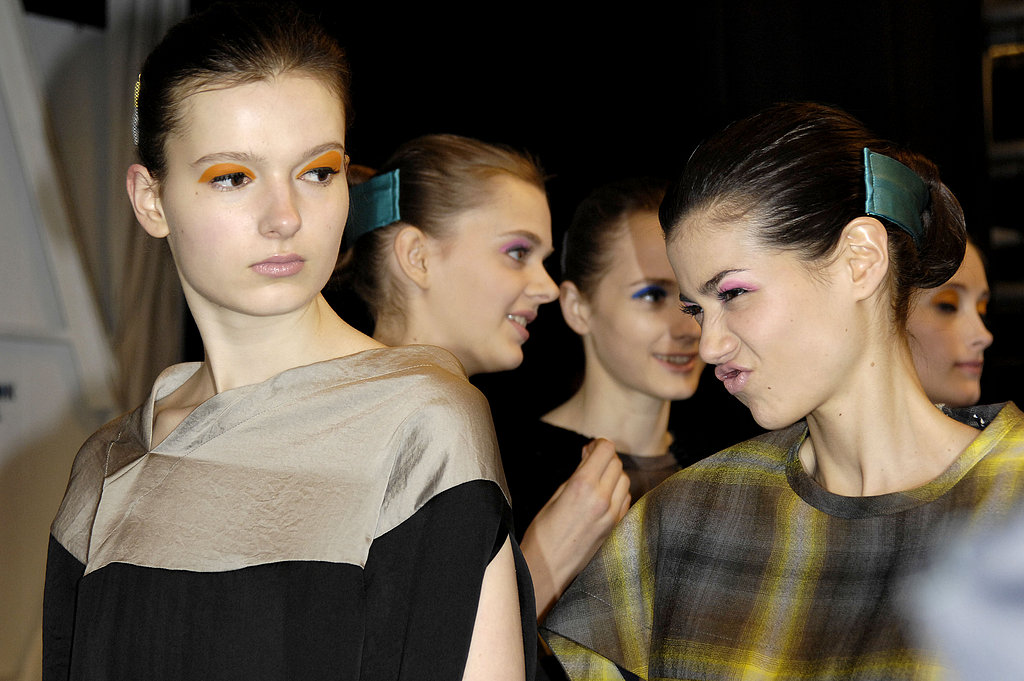 Backstage Beauty: Alexandre Herchcovitch