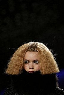 Love It or Hate It? Blunt, Angular Hair at Akiko Ogawa