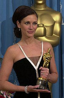 Oscars Beauty: Julia Roberts