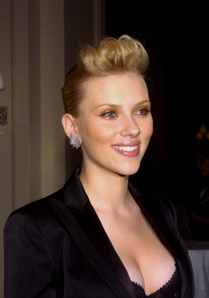 Scarlett Johansson, 2005