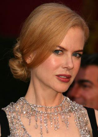 Nicole Kidman's Makeup at the Oscars: Tutorial