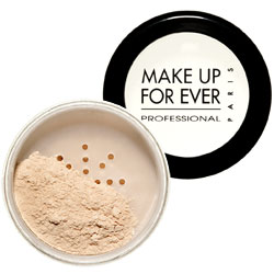 Reader Review: WhiplashGirlchild on Make Up For Ever Super Matte Loose Powder