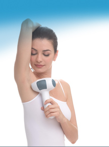 Coming Soon: At-Home Laser Hair Removal