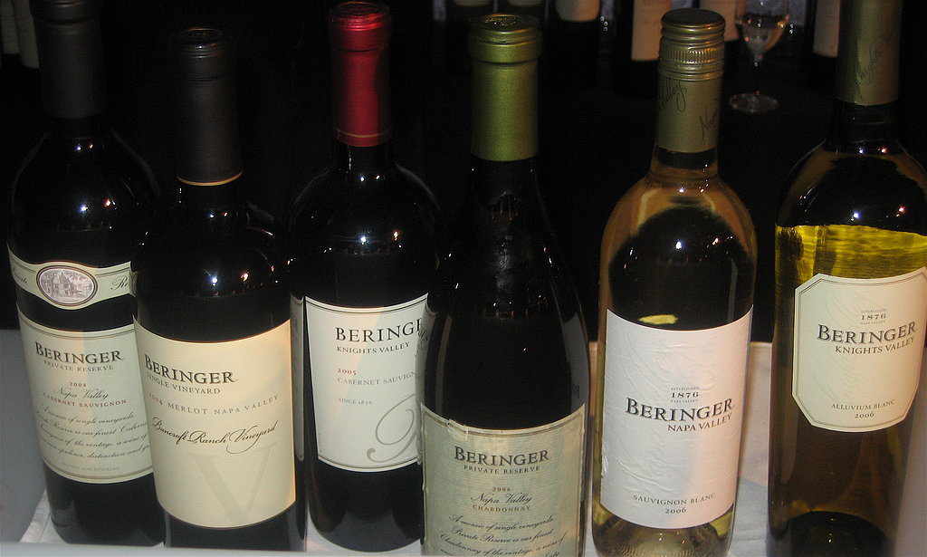 Wines by Beringer