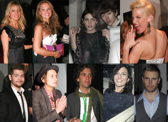 Universal Brits Party 2008