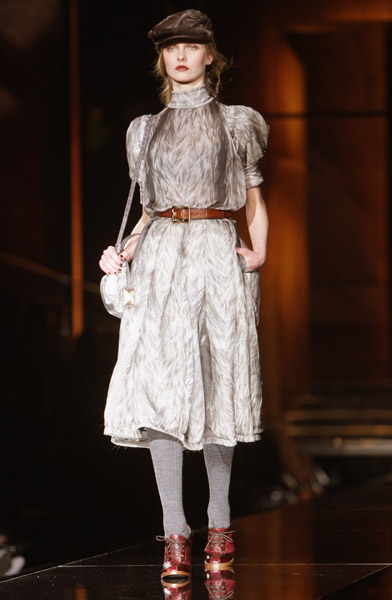 Milan Fashion Week, Fall 2008: Dolce & Gabbana