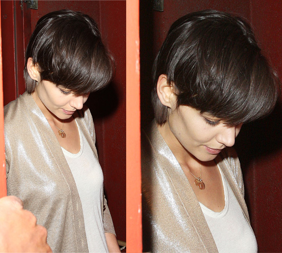 Love it or Hate it: Katie Holmes New Hair