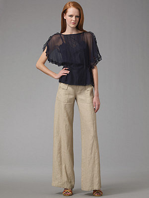Nanette Lepore - Ain't She Sweet Lace Top - Saks.com