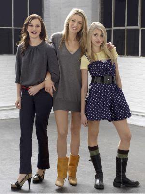 Gossip Girl Season 1 Promoshoot 8