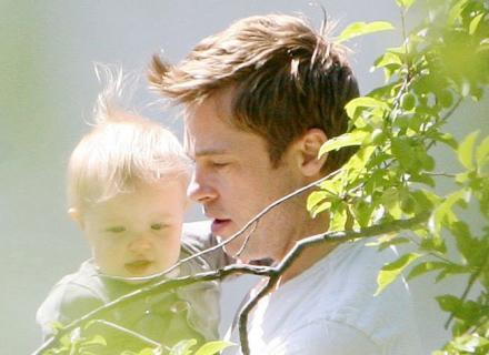 "Brad Pitt: Life & Style Cover Story About Shiloh Is ""Reckless and Dangerous"""