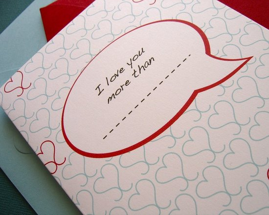 The Card Shop: I Love You More Than . . .