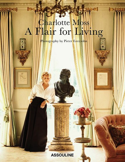 Home Library: Charlotte Moss's A Flair for Living
