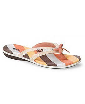 "Macy*s - Shoes - Keds ""Sun Burst"" Thong"