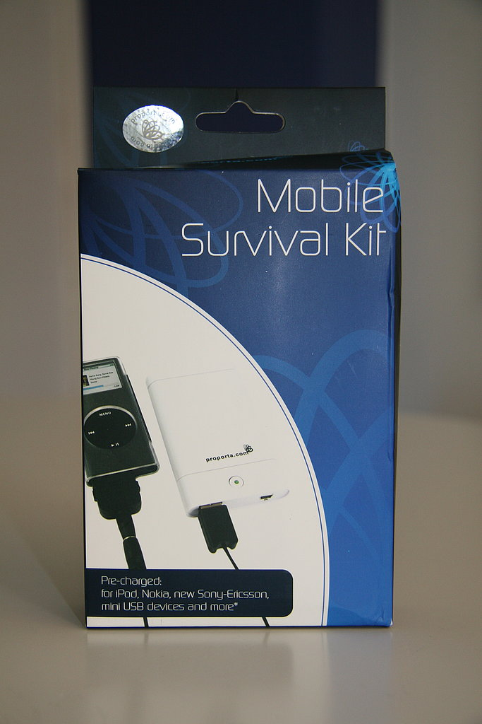 Mobile Survival Kit - Don't Leave Home Without It