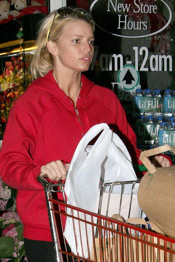 Jessica Hops Off Tour, Into Market