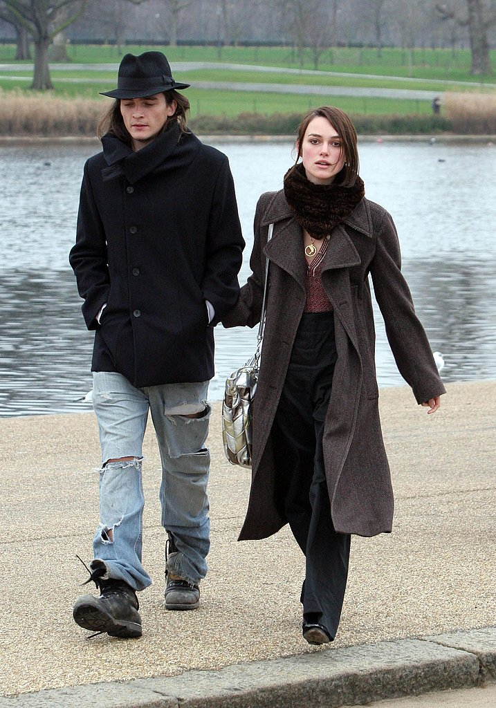 Keira, Rupert and his Holy Pants