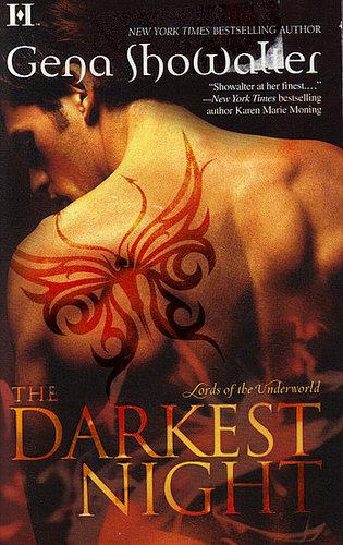 The Darkest Night-Gena Showalter