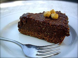 Nutella No Bake Frozen Pie