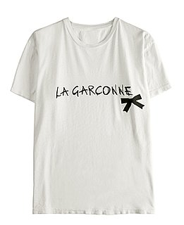 Fabworthy: The La Garçonne Tee Gives Back