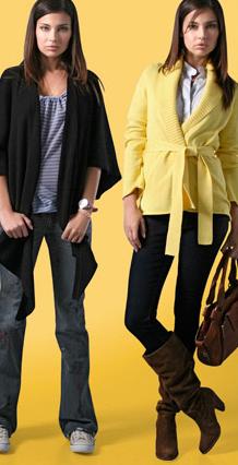 Shopbop Re-Fashions Your Winter Wardrobe