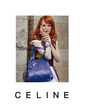 Celine Spring 2009 Ad Campaign