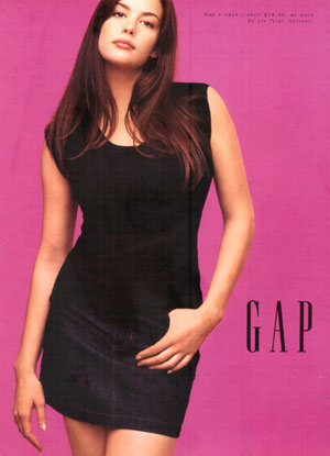 On Our Radar: Gap Announces Fall Campaign Lineup, Including Liv Tyler