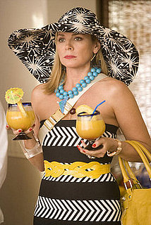 A Few Fab Words With Sex and the City's Kim Cattrall