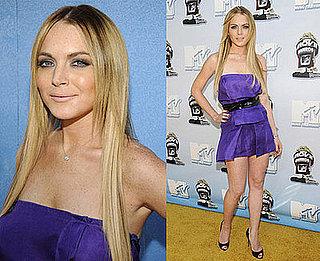 2008 MTV Movie Awards: Lindsay Lohan