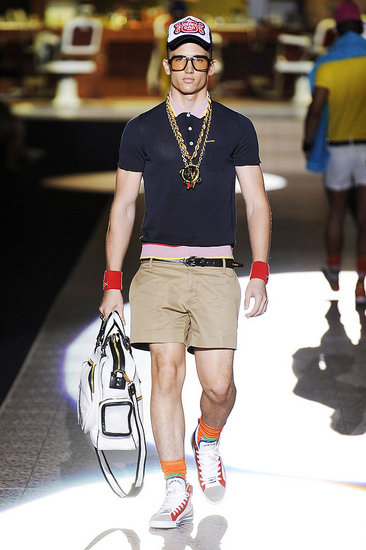 Beat Street Meets the Upper East Side at DSquared: Love It or Hate It?