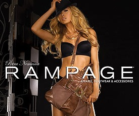 What Do You Think of Petra Nemcova's New Ad Campaign for Rampage?