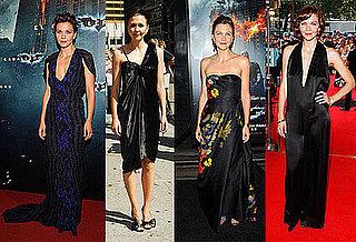 Which Maggie Gyllenhaal Dark Knight Look is Most Fab?