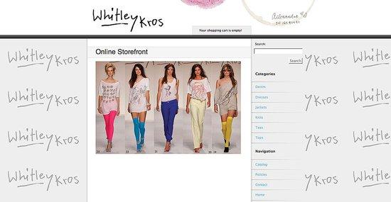 Fab Site: WhitleyKros.com