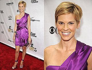 2008 Fashion Rocks: Hilary Swank
