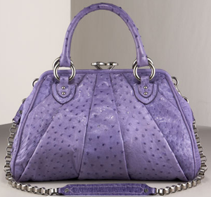 Trend Alert: Ostrich Bags