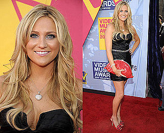 MTV Video Music Awards: Stephanie Pratt