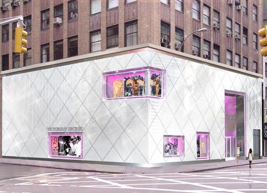 Victoria's Secret Store Redesign