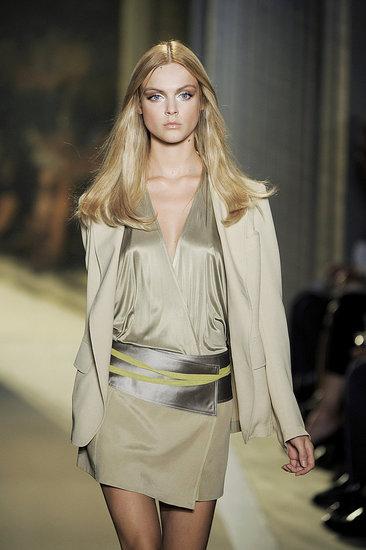 New York Fashion Week, Spring '09: Sash Belts