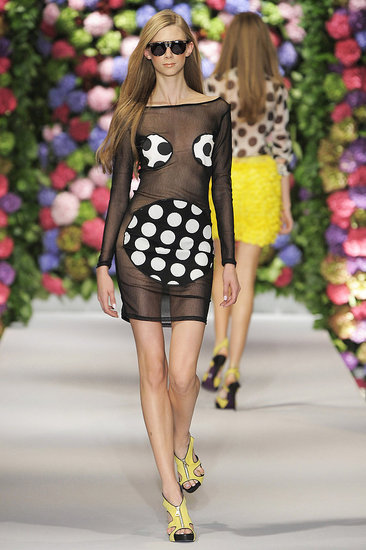 London Fashion Week, Spring '09: Bring on the Quirk