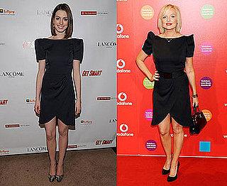 Who Wore It Better? Jasmine di Milo Boatneck Dress