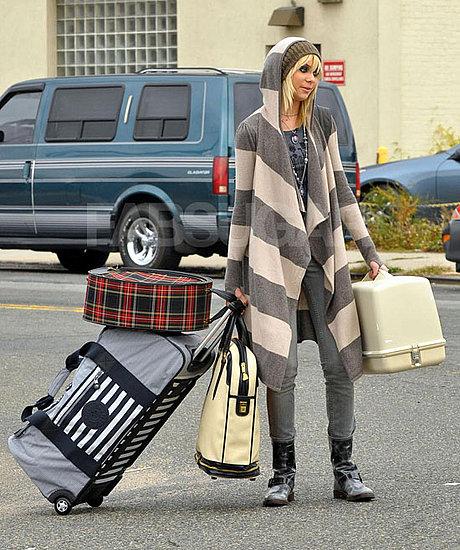 Do You Own Pretty Luggage?