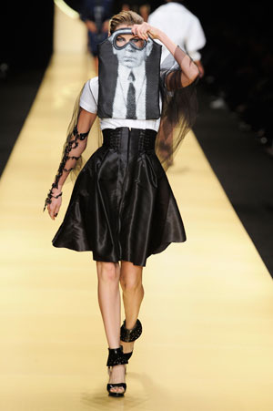 Karl Lagerfeld's Mask Bag: Love It or Hate It?