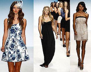 LA Fashion Week, Spring 2009: Lauren Conrad