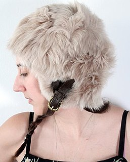Rachel Comey Fur Helmet: Love It or Hate It?