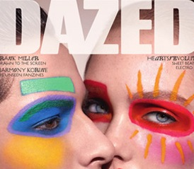 Fab Cover: Dazed and Confused December 2008