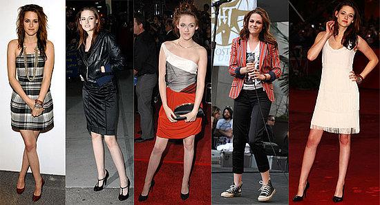 Which of Kristen Stewart's Twilight Looks Is Most Fab?