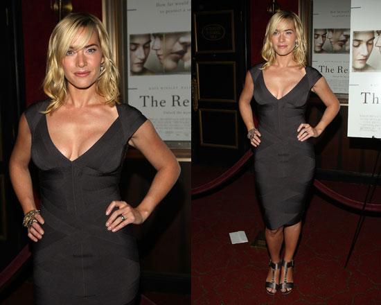 Celebrity Style: Kate Winslet
