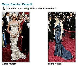 Best of 2008: Fab Faceoffs