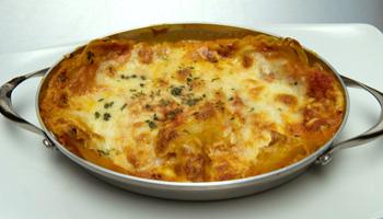 Classic Lasagna With Sheep's Milk Gouda