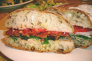 'Wich of the Week: 'Ino's Pancetta, Lettuce, and Tomato